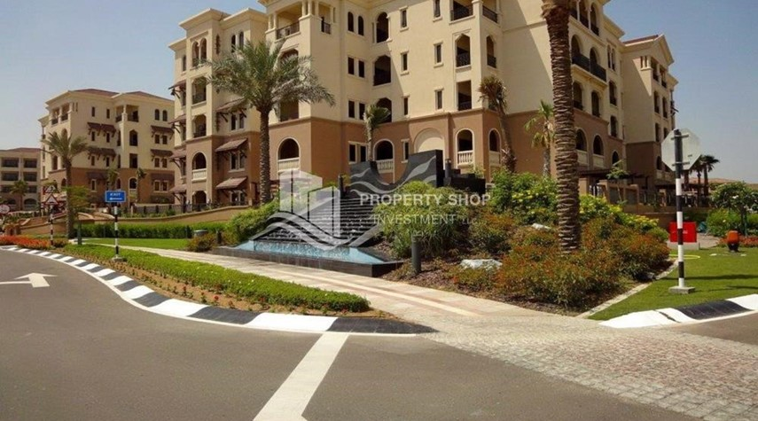 Property-1br Apartment in Saadiyat Island Ready to Move in Now!