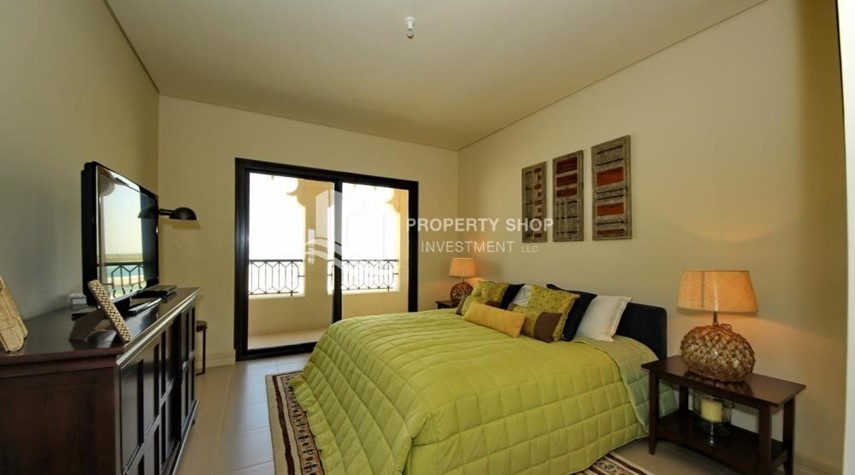 Bedroom-1br Apartment in Saadiyat Island Ready to Move in Now!