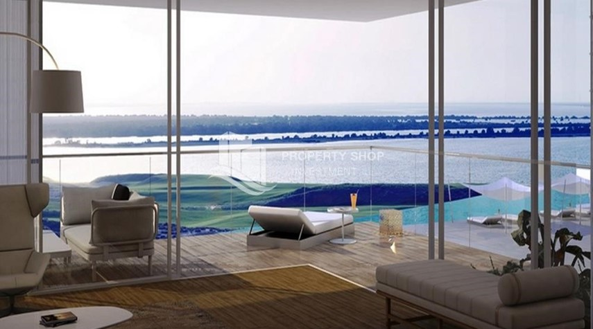 Living Room-Available for All nationalities, sophisticated beach house with High-end facilities