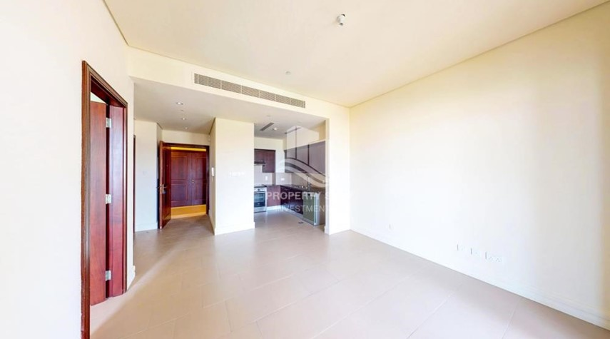 Dining Room-Beautiful and unique living spaces in Saadiyat Beach Residences, 1BR Apt Available for rent! Zero Commission!