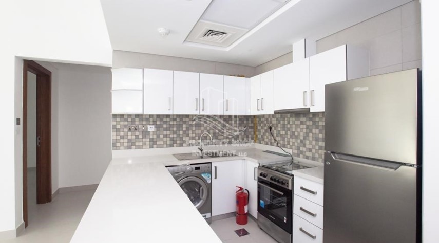Kitchen-Spacious 1BR Apartment Available now in Parkside Residence!