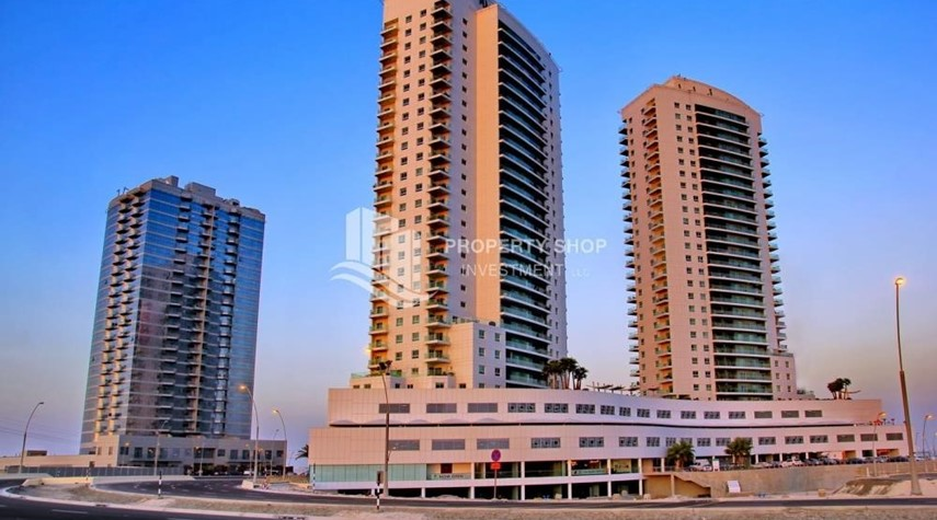 Property-Best price for 1BR Apt. with Balcony.