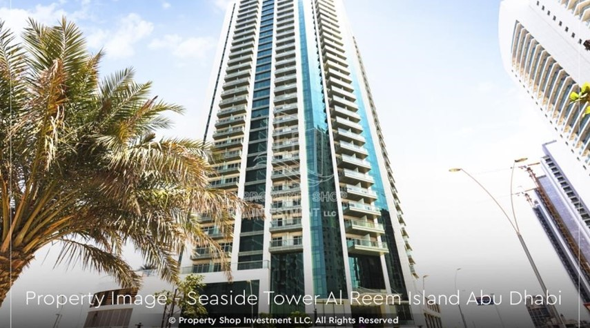 Property-Stunning Sea View! 3br Apt. Vacant  now!