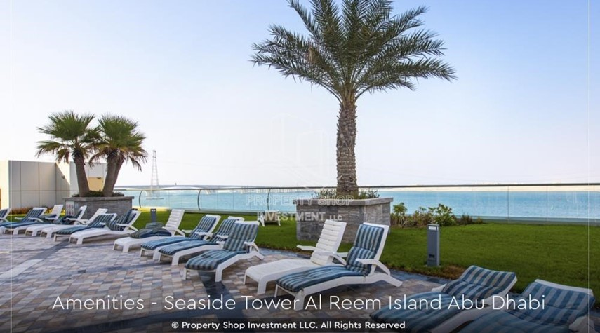 Facilities-Spacious 2BR Apartment with Partial Sea View.