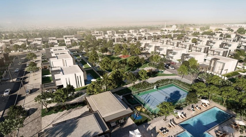 Community-Corner land in yas island available now! Book it with 3 years free service charge and zero commission