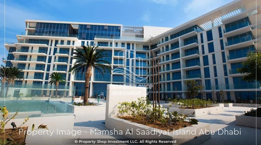 Property-High floor 3 bedroom apartment + maid with 3 balconies