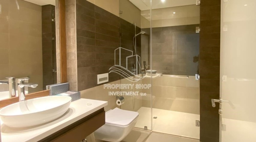 Bathroom-Double Row Middle villa with Premium design and modern features.