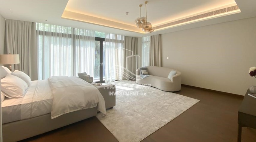 Master Bedroom-Double Row Middle villa with Premium design and modern features.