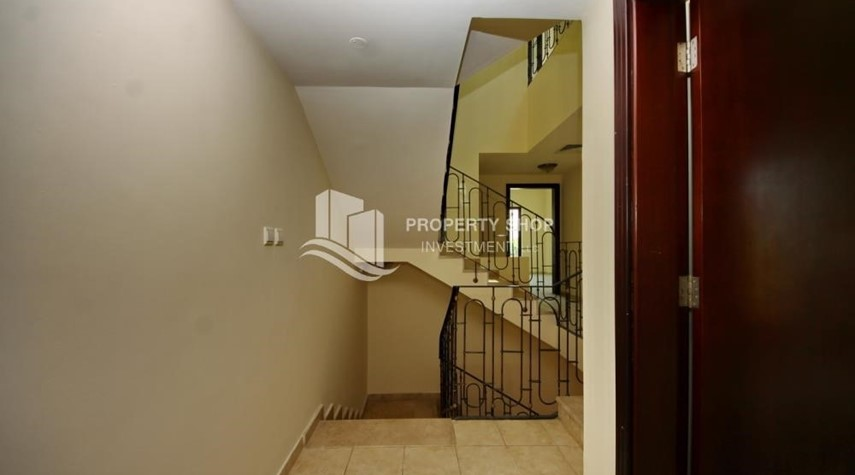 Stairs-Creative interior design, 5BR+M Villa with Balcony, Terrace, 12 Payments