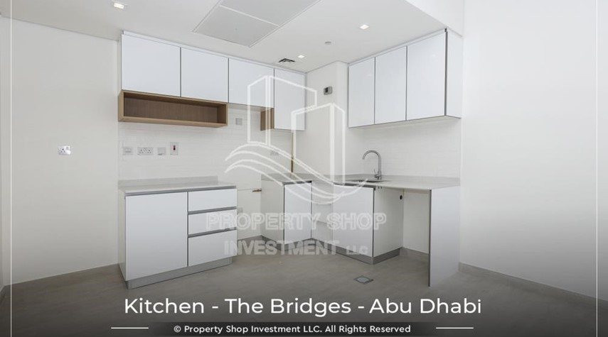 Kitchen-1 BR available for Leasing from June in Brand New Tower!