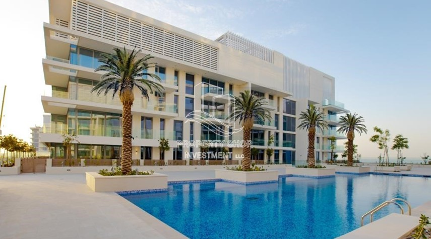 Property-Get a chance to own a property in a luxurious community in Saadiyat Island.