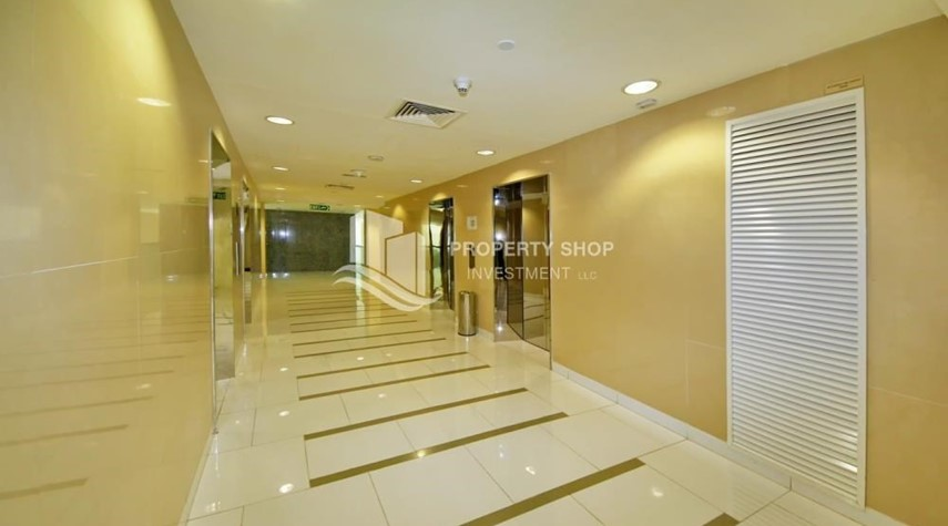 Lobby-Low floor 2BR Unit with High ROI