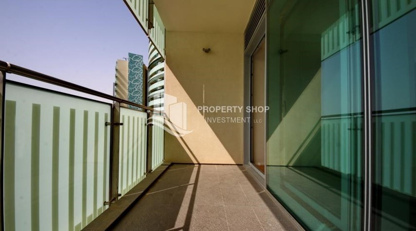 Balcony-Invest Now, Canal View Apt with spacious living