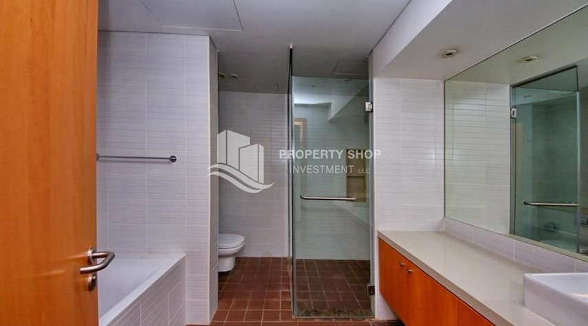 Master Bathroom-Invest Now, Canal View Apt with spacious living