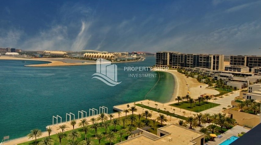 Community-Well Maintained 1BR Apt in Al Zeina Available for rent, up to 12 cheques and 0 commission!