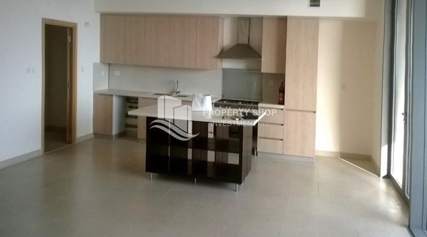 Kitchen-Full Sea View Duplex with Extra Space of living