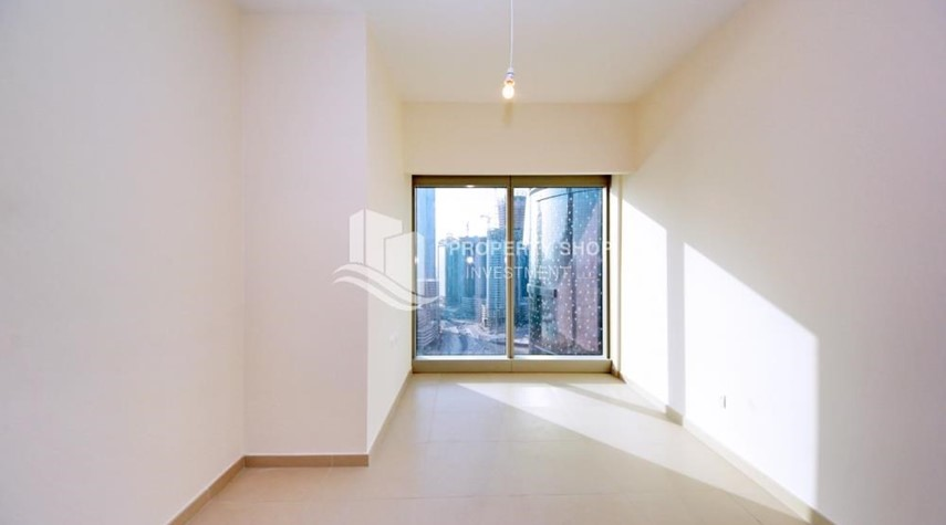 Bedroom-1 bedroom apartment for rent in Gate Tower