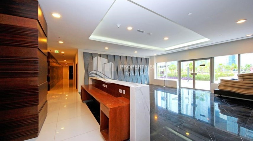 Facilities-1 bedroom apartment for rent in Gate Tower