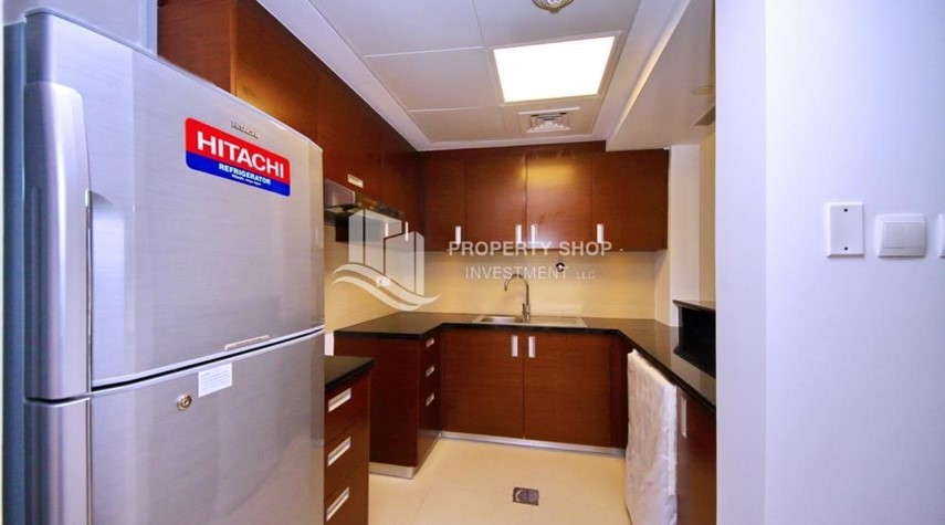 Kitchen-Call the agent and Book for 1BR Apartment with Great Facilities!