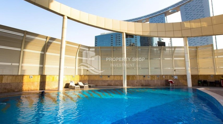 Facilities-1br, Mangrove Place with Balcony
