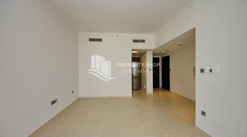 Dining Room-2BR with built in cabinet & balcony for rent in Mangrove Place.