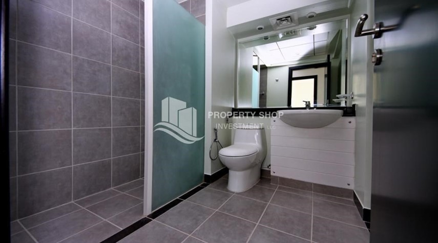 Bathroom-2 Bedroom Apartment in Al Reef Downtown FOR RENT by first week of July!