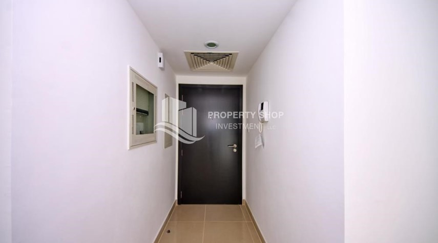 Corridor-2 Bedroom Apartment in Al Reef Downtown FOR RENT by first week of July!