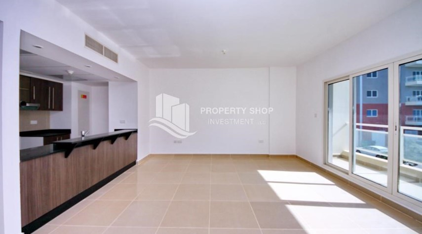 Dining Room-2 Bedroom Apartment in Al Reef Downtown FOR RENT by first week of July!