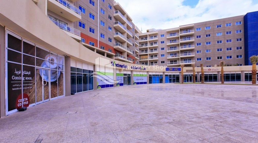 Facilities-2 Bedroom Apartment in Al Reef Downtown FOR RENT by first week of July!