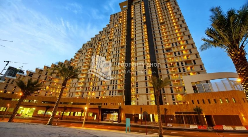 Community-1BR with balcony in Mangrove Place available now!