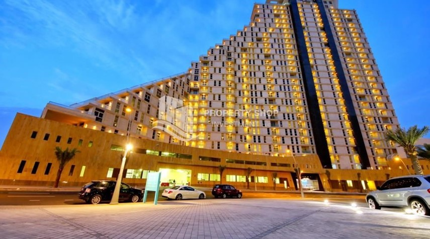 Property-1BR with balcony in Mangrove Place available now!