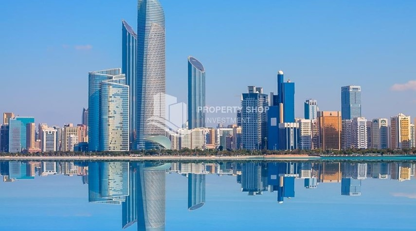Community-High standard 2BR apartment for rent in Etihad Towers