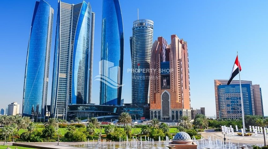 Property-High standard 2BR apartment for rent in Etihad Towers
