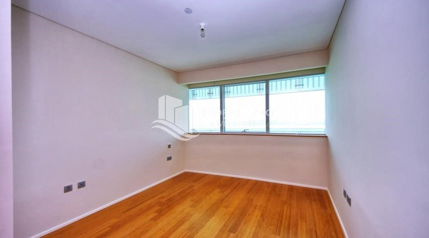 Bedroom-Spacious 3+M BR Apt with Partial Sea View