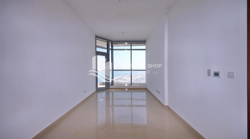 Living Room-Sea view unit with full facilities.