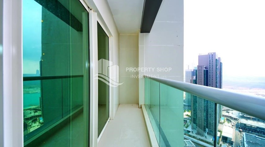 Balcony-Inspiring 2 Bedroom Apartment For RENT!