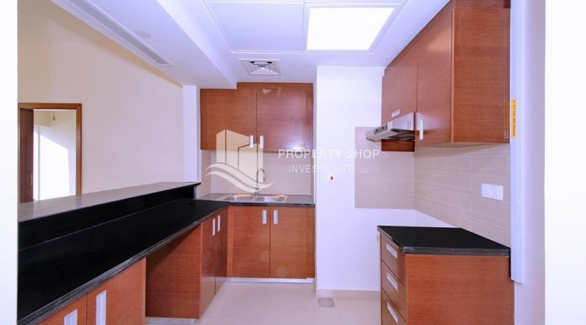 Kitchen-Modern 1 bedroom apartment in Gate Tower 1, Enjoy life with style!