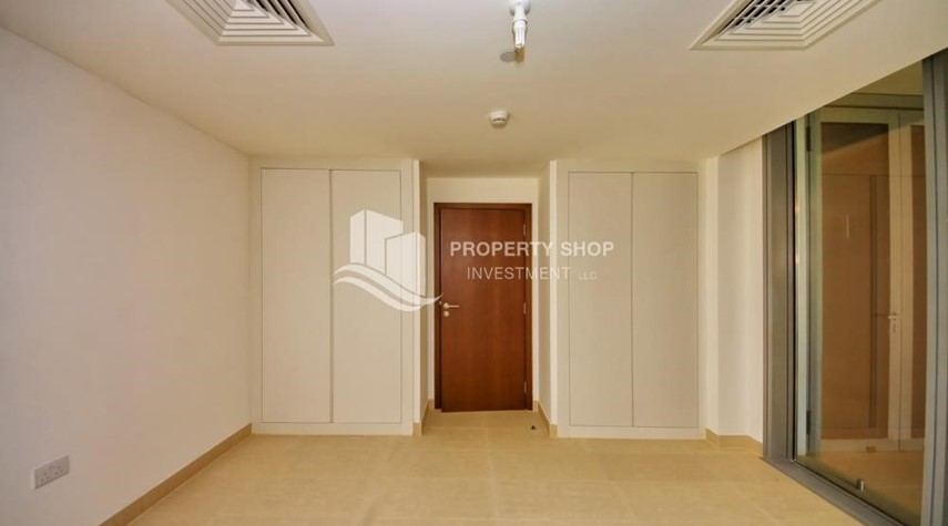 Bedroom-3BR duplex townhouse with Maid's room.