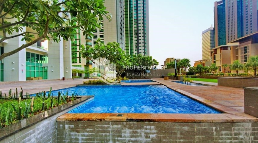 Facilities-Mid floor 1BR unit with partial sea view.