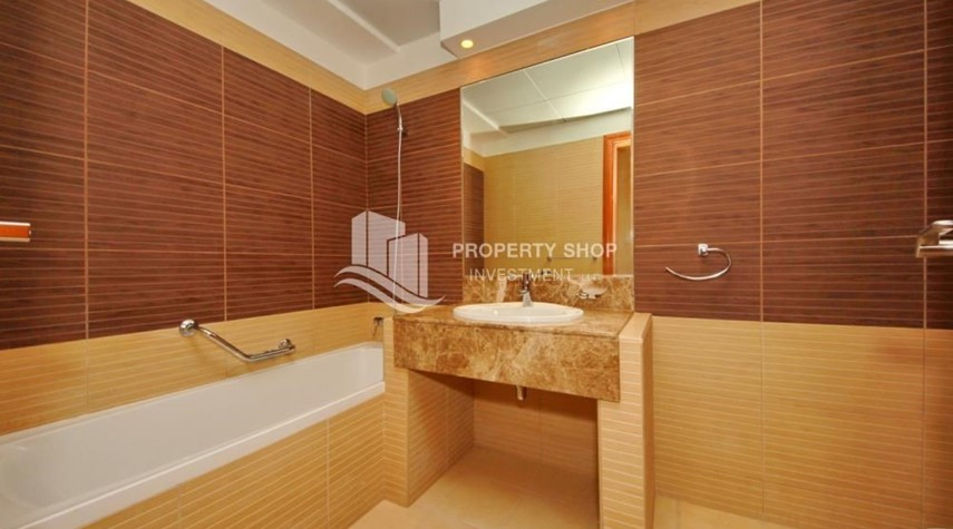 Bathroom-3+M BR with Wide Balcony + 2 Reserved Parking