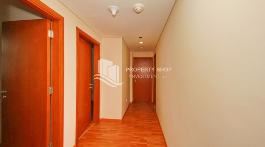 Corridor-3+M BR with Wide Balcony + 2 Reserved Parking