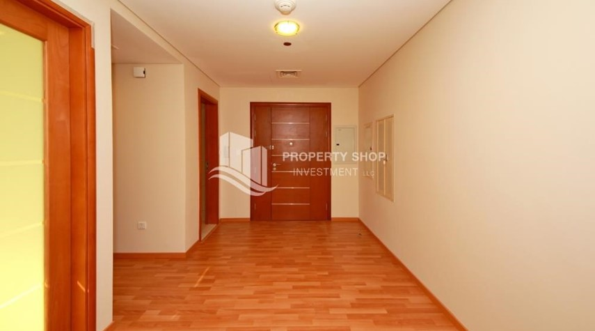 Foyer-3+M BR with Wide Balcony + 2 Reserved Parking