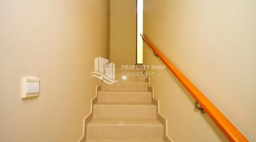 Stairs-Luxurious 4BR Villa S + Study Room + Maid's Room.