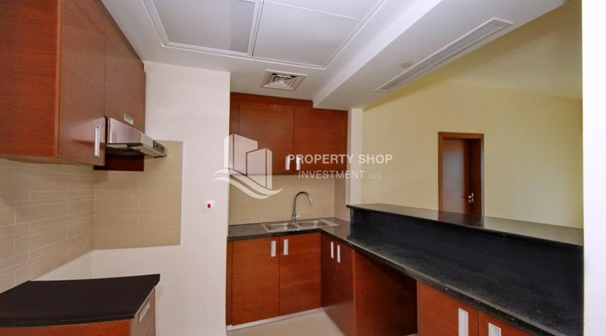 Kitchen-Spacious Layout, Stunning 1BR Apt with Amazing Facilities. No Commission Fees!