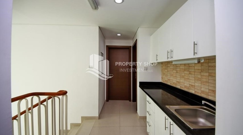 Hall-3BR+M Villa with private pool.