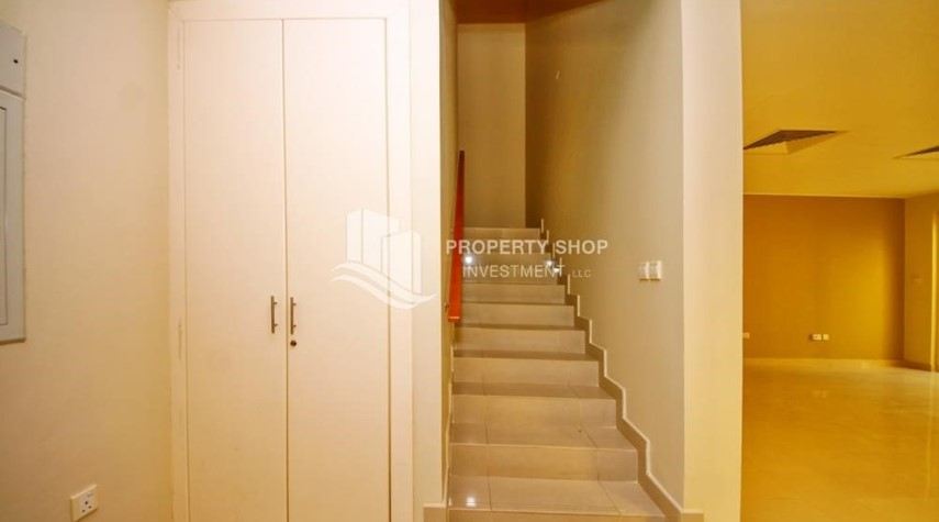 Stairs-3BR Townhouse Type (S) for Sale.