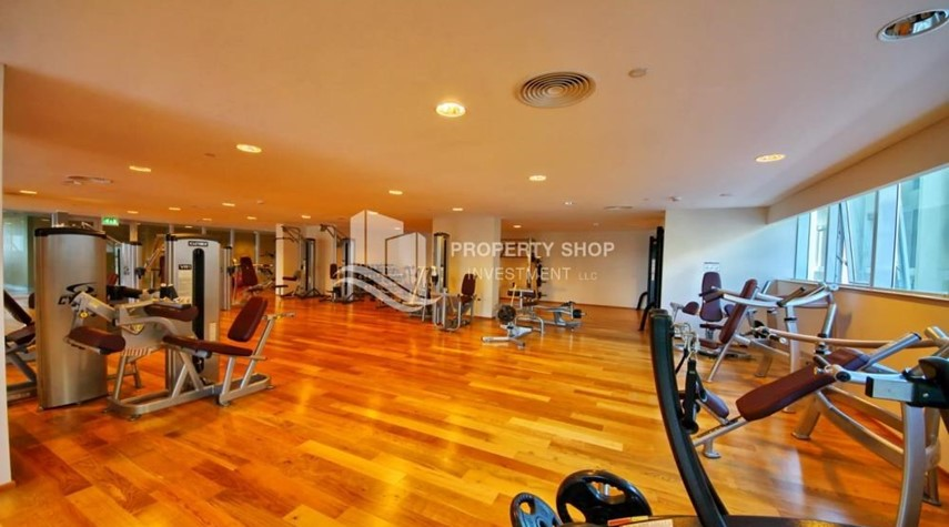 Facilities-Sea view Apt with high end amenities