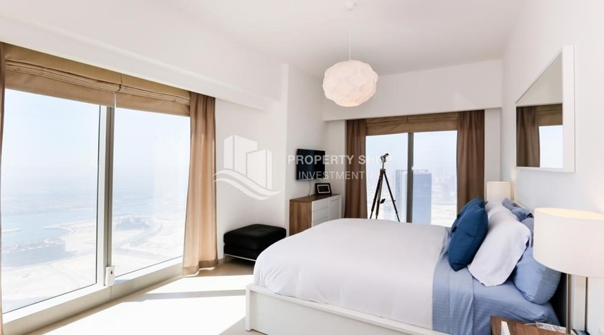 Bedroom-High Floor Vacant 3+M BR Apt for rent