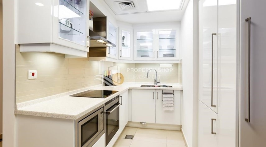 Kitchen-High Floor Vacant 3+M BR Apt for rent