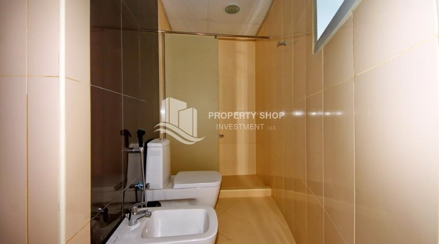 Bathroom-HOT DEAL. Landmark living on the avenue. Own a 1 BR Sea View apartment in Hydra Avenue Tower.